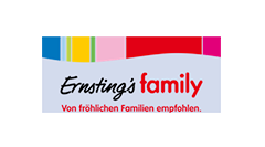 Logo Kunden ernsting buchen